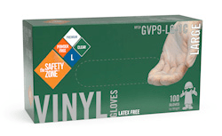 vinyl gloves personal protective equipment for workplace